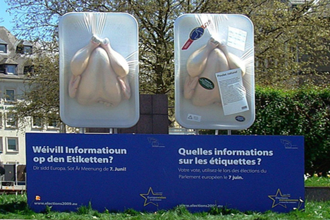 Info-Kampagne der EU